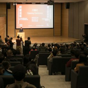 08 View of the opening ceremony 1 290x290 - The Current Situation of Academic Painting and a Case Study from the Studio: CAFA's Dual Exhibitions of Oil Painting
