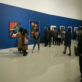 """11 Exhibition view of the """"Discipline with Master's Dignity—Teaching Research Exhibition of No.3 Studio of the Department of Oil Painting CAFA"""" 290x290 - The Current Situation of Academic Painting and a Case Study from the Studio: CAFA's Dual Exhibitions of Oil Painting"""