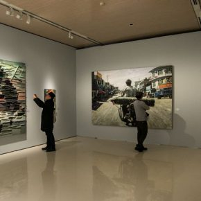 """13 Exhibition view of the """"Discipline with Master's Dignity—Teaching Research Exhibition of No.3 Studio of the Department of Oil Painting CAFA"""" 290x290 - The Current Situation of Academic Painting and a Case Study from the Studio: CAFA's Dual Exhibitions of Oil Painting"""
