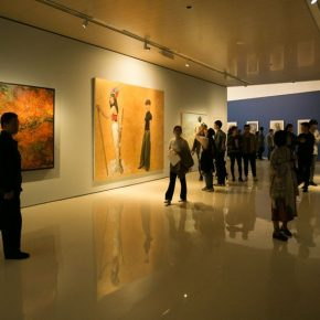 """14 Exhibition view of the """"Discipline with Master's Dignity—Teaching Research Exhibition of No.3 Studio of the Department of Oil Painting CAFA"""" 290x290 - The Current Situation of Academic Painting and a Case Study from the Studio: CAFA's Dual Exhibitions of Oil Painting"""