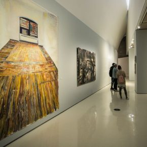 """15 Exhibition view of the """"Discipline with Master's Dignity—Teaching Research Exhibition of No.3 Studio of the Department of Oil Painting CAFA"""" 290x290 - The Current Situation of Academic Painting and a Case Study from the Studio: CAFA's Dual Exhibitions of Oil Painting"""