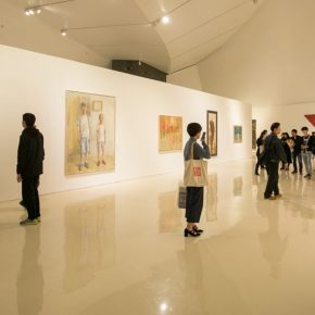"""19 Exhibition view of """"The Return of Significance —The Art by the Faculty of the Department of Oil Painting of CAFA in the Progressive Tense"""" 290x290 - The Current Situation of Academic Painting and a Case Study from the Studio: CAFA's Dual Exhibitions of Oil Painting"""