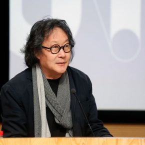 """02 Xu Bing Director of the Academic Committee of the Central Academy of Fine Arts and the Chief Curator of the """"The Start of a Long Journey"""" 290x290 - The Start of a Long Journey: Outstanding Works by the Graduates of 2018 from Key Art Academies in China, is on display at CAFAM"""