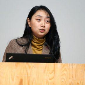 03 Assistant to the Director of the CAFA Art Museum Gao Gao 290x290 - Shirazeh Houshiary in Dialogue with Yu Hong: The Enlightenment of Contemporary Art in Dunhuang