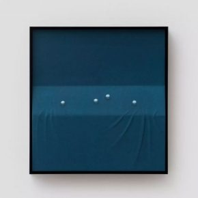 "Hang Chunhui Blue Pearl – No.1 290x290 - Asia Art Center announces the opening of ""Intertextuality: HANG Chunhui Solo Exhibition"" on December 8"