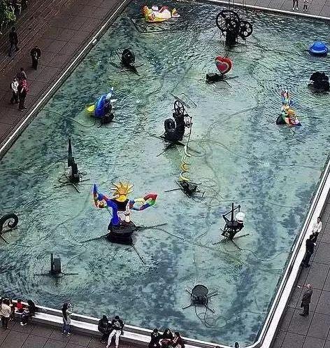 Niki de Saint Phalle's Wonderland