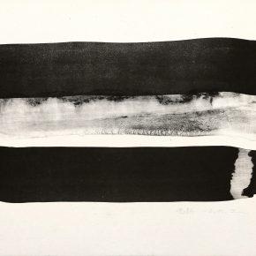 Wang Gongyi, Untitled No. 1, 1993; Lithograph, 50.5x66cm
