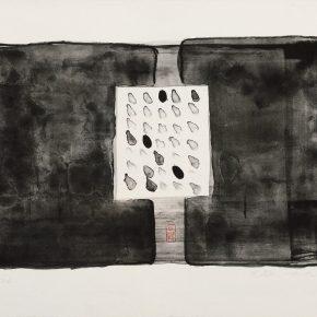 Wang Gongyi, Untitled No. 2, 1993; Lithograph, 50.5x66cm