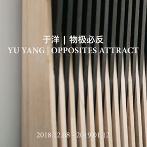 "HdM GALLERY presents ""Yu Yang: Opposites Attract"" in Beijing"