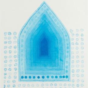 "Chambers Fine Art presents ""Wang Gongyi: Winsor Blue"" in New York"