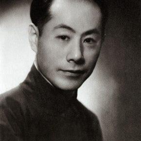 Portrait of Zhang Boju when he was young