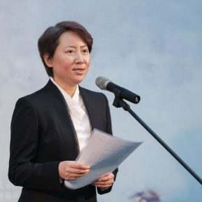 Deputy Director of the National Center for the Performing Arts Zhu Jing
