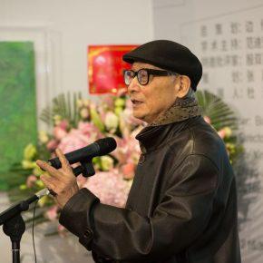 Famous Art Historian Shao Dazhen