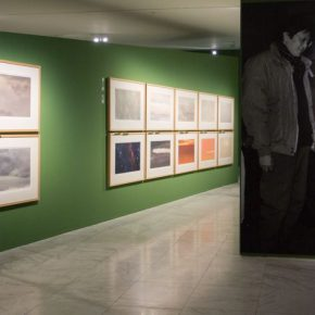"""Exhibition view of """"Spiritual Journey Research for Song Yuanwen"""""""