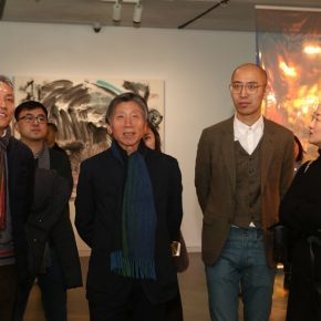 Honored Guests including Professor Fan Di'an visited the exhibition