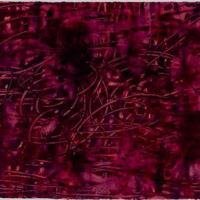 Jin Rilong, The Ego, 2017; Acrylic on canvas, 58cm×76cm