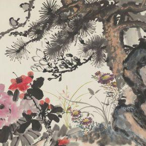 Zhang Boju and Pan Su, All Flowers Blossom Together