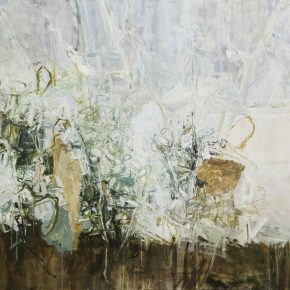 Tu Hongtao A Song with Grey and White Temperament 2014 Acrylic on canvas 120×170cm 290x290 - The Clouded Peach Blossom Spring: Selected Works of Chinese Contemporary Artists as Exemplars