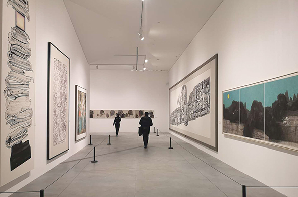 "00 featured image 2 - Winds of Change in Forty Years: ""Breakthrough and Return"" of Chinese Ink Paintings"