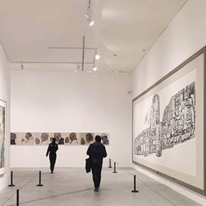 "Winds of Change in Forty Years: ""Breakthrough and Return"" of Chinese Ink Paintings"