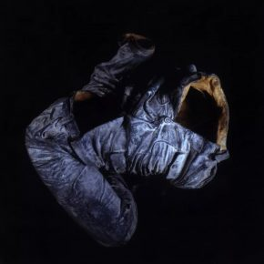 Zhan Wang, Mao Suit, 1994; Sculpture, 37×78×65cm
