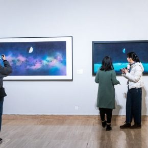 "Exhibition view of ""Reconfirm The Future-Oriented Ink Art"""