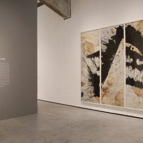 """Exhibition View of """"New Ink Art in China 1978-2018""""at Beijing Minsheng Art Museum"""