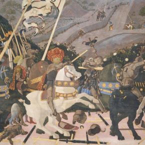 Uccello, Battle of San Romano, 1455