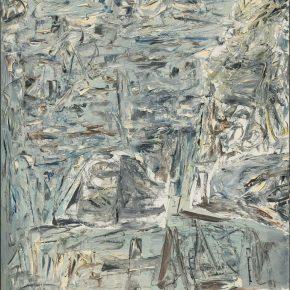 Zhao Dajun, Work No.54, oil on canvas, 170x132cm, 2012