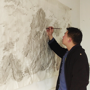 Mo Bao—A Chinese Ink Artist Cannot be a Great Artist Without Dreaming to Become a Rock Star
