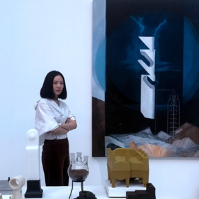Wang Wenting—From Professional Designer to Artist, is it an Advance or a Retreat?