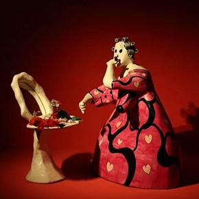Niki de Saint Phalle: Building a Wonderland on Pains of Life