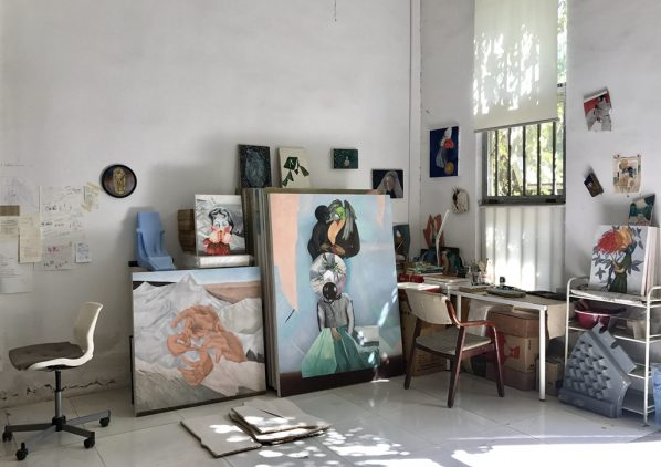 13 598x422 - Wang Wenting—From Professional Designer to Artist, is it an Advance or a Retreat?