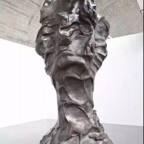 Sui Jianguo, Blind Portraits, 2008-2010; bronze, 500x206x230cm