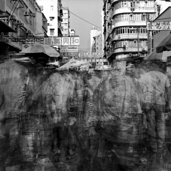 "ART PROJECTS GALLERY Zhou Hanshun Frenetic City 06 Archivial Pigment Print on Hahnenuhle Fine Art Paper 80x80cm Limited Edition of 5 598x598 - Art Projects Gallery presents ""Frenetic City: Zhou Hanshun Solo Exhibition"" in Hong Kong"
