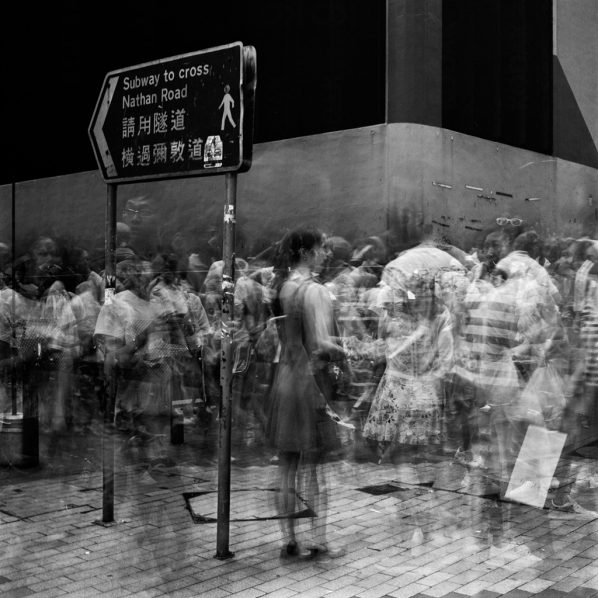 "ART PROJECTS GALLERY Zhou Hanshun Frenetic City 41 Archivial Pigment Print on Hahnenuhle Fine Art Paper 80x80cm Limited Edition of 5 598x598 - Art Projects Gallery presents ""Frenetic City: Zhou Hanshun Solo Exhibition"" in Hong Kong"