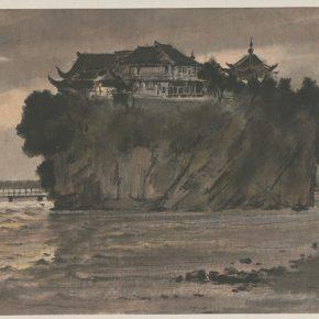 Li Hu, Hedge, 1950s