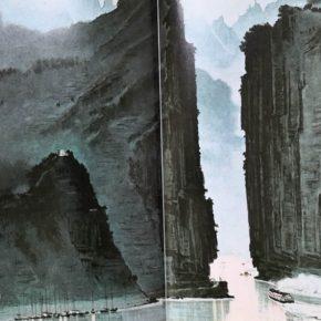 Li Hu, Night Voyage through the Three Gorges
