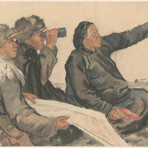 Li Hu, Scout, 1948