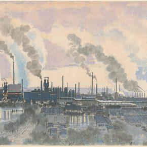 Li Hu, Shijingshan Steel Mill, 1964