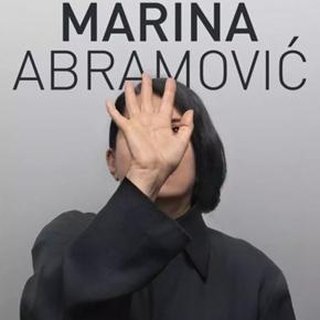 Light Society announces Marina Abramović's solo exhibition opening on March 15