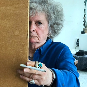 Maggi Hambling: The Essence of Painting is an Experience of Body