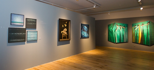 The Spiritual Appeals in Figurative Paintings: The Third Round of the CAI Young Artist Laboratory