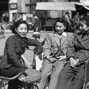 3.In 1948 Sisterhood in Shanghai.