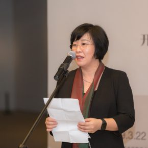 Artist Ye Nan addressed
