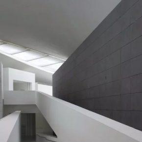 Interior of CAFA ART Museum
