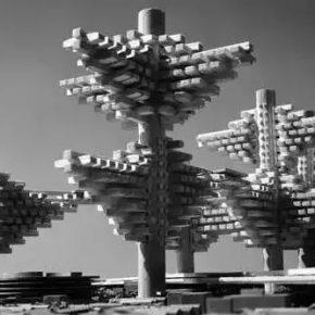 Unfinished Architecture Series Designed by Mr. Arata Isozaki