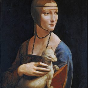 Lady with an Ermine (Cecilia Gallerani)