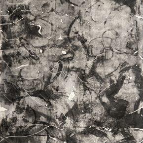 陈琦Chen Qi 天人之际Heaven and Men 240x120cm 水印版画 Woodblock Print 2019 290x290 - Right Place Right Time—Artworks by Keisei Kobayashi & Chen Qi will be presented at Asia Art Center