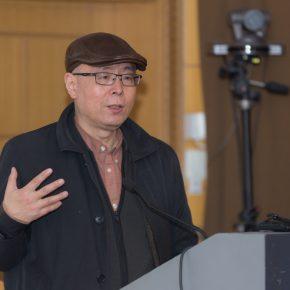 Li Jun, Dean of School of Humanities, Central Academy of Fine Arts